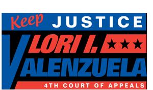 Keep Justice Lori I. Valenzuela